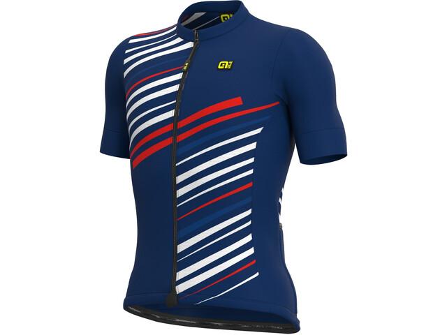 Alé Cycling Solid Flash SS Jersey Men, navy blue